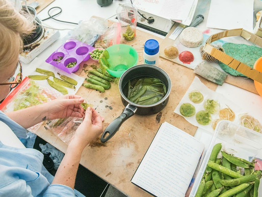 Material Designers: a platform for food innovation in a new way