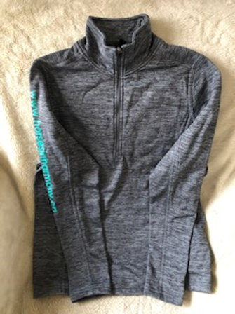 1/2 - Zip Ladies Sweatshirt