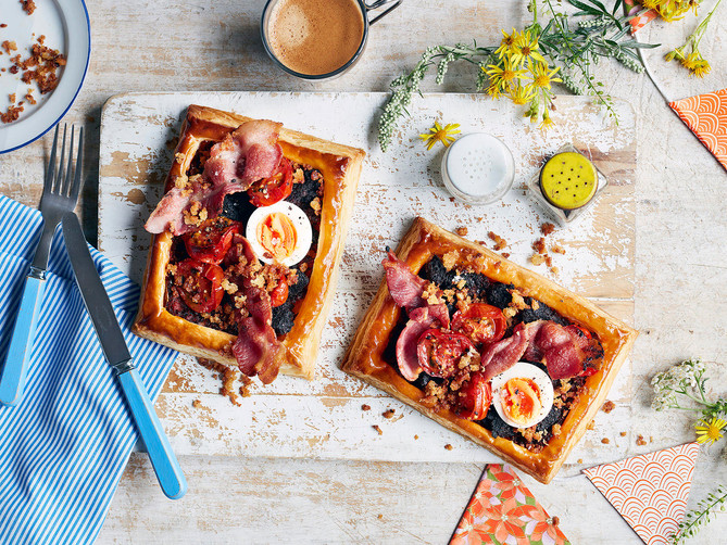 Sunday Times Magazine | Feastival Breakfast Tart | Mark Hix Recipe