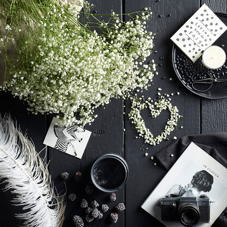 Your my Sweetheart | Still Life | Monochrome Style