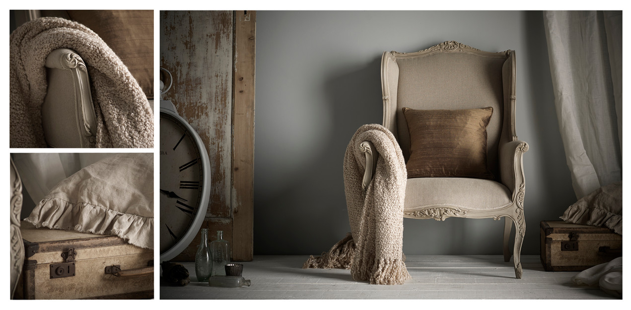 Chic Boutique Interiors | Fabrics & Furnishings