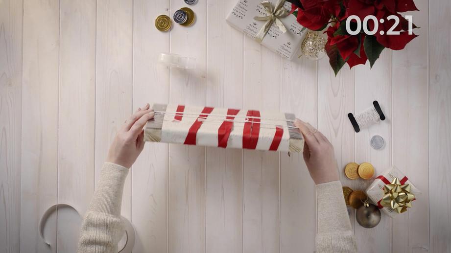 Marks & Spencer | Christmas Gifts | Christmas gift wrap hacks