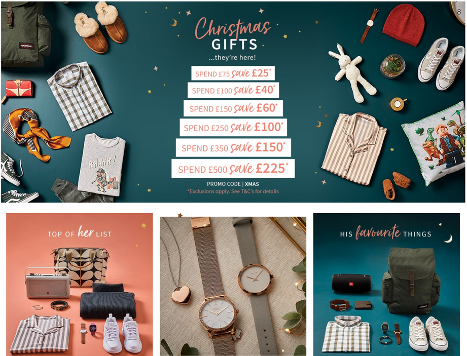 Christmas Gift Guide | Family Gifts | Style Favourites