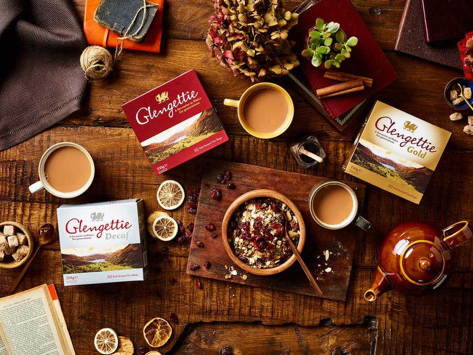 Tea | Autumnal Mornings