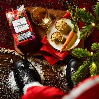 Christmas Coffee | Taylors | Christmas Props