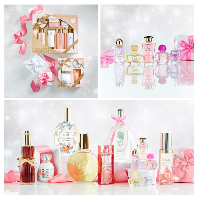 Perfume Gifts | Catalogue gift styling