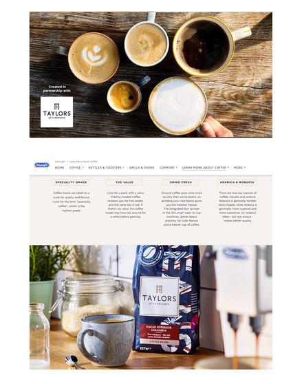 Taylors | Coffee | Lifestyle