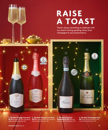 Christmas | Drinks & Nibbles