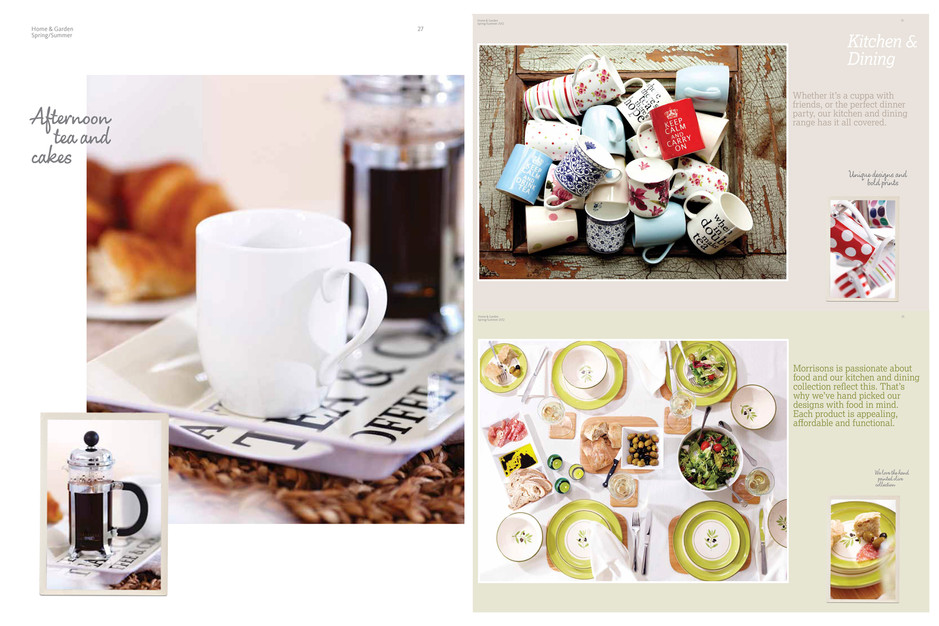 Homewares Lookbook | Crockery | Props