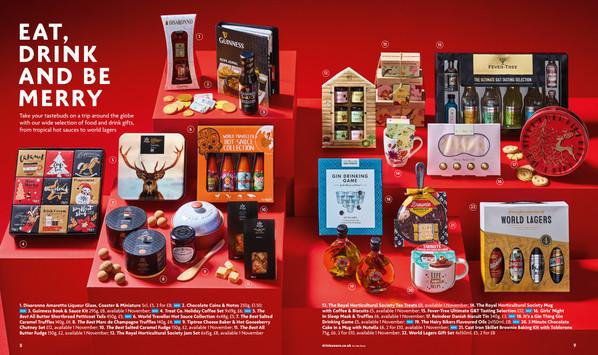 Christmas Food & Drink | Gift Guide