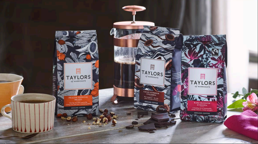 Taylors | Coffee | Packaging