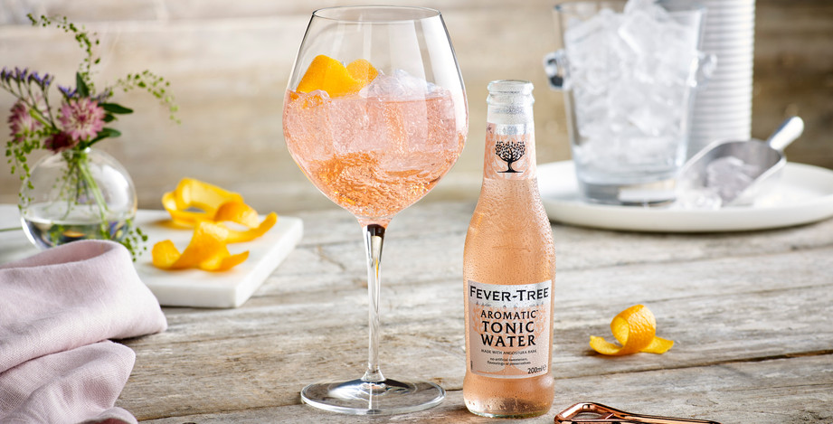 Fever Tree | Gin'n'Tonic | Prop styling