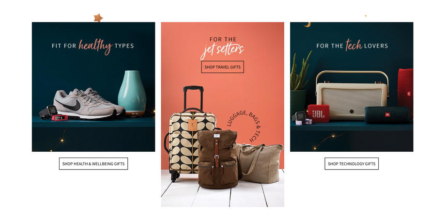 Gift Guide | La Redoute | His & Hers | Style it Dark