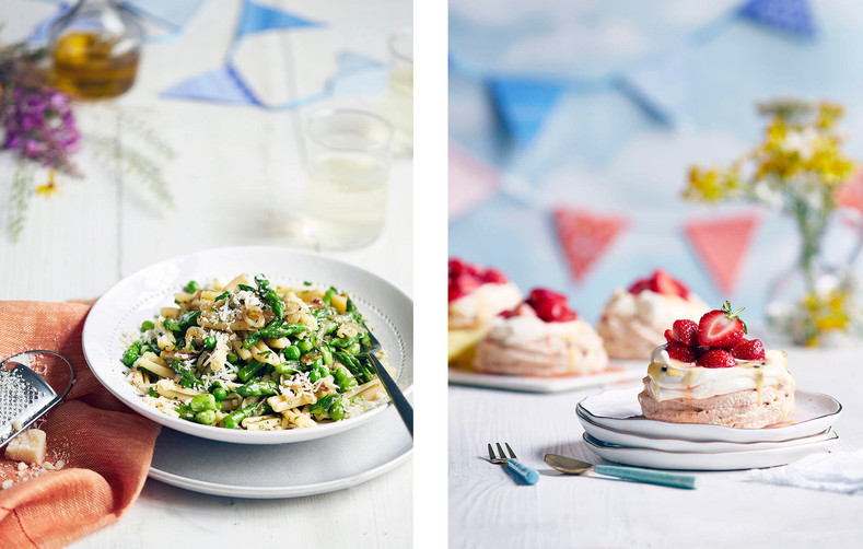 Sunday Times Magazine | Antonio Carluccio Recipe | Candice Brown Recipe