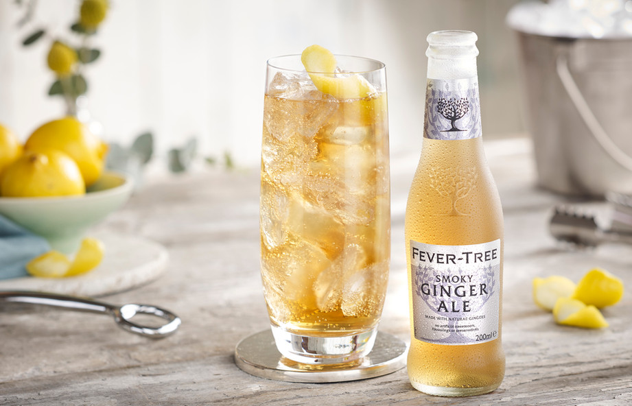 Fever Tree | Ginger Ale | Drinks campaign