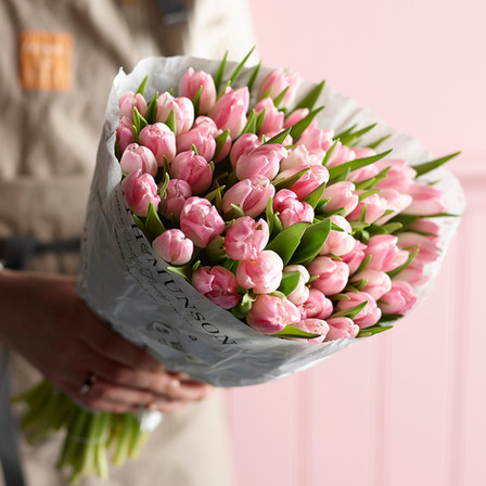 Pink on Pink | Tulips | Mothers Day