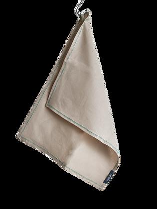 IRISH LINEN HAND + TEA TOWEL - STRAW