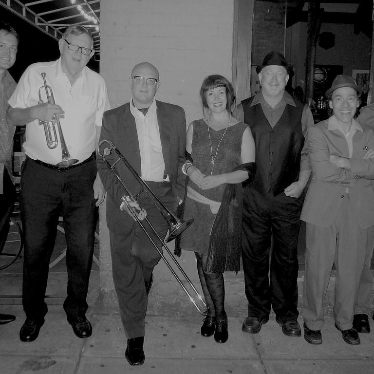 Hot Jazz & Swing Night with Mary & the Hot Hotty-Hots!