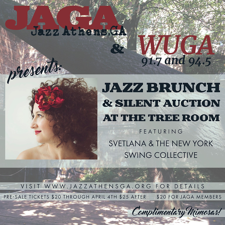 Jazz Brunch and Silent Auction at The Tree Room (1)
