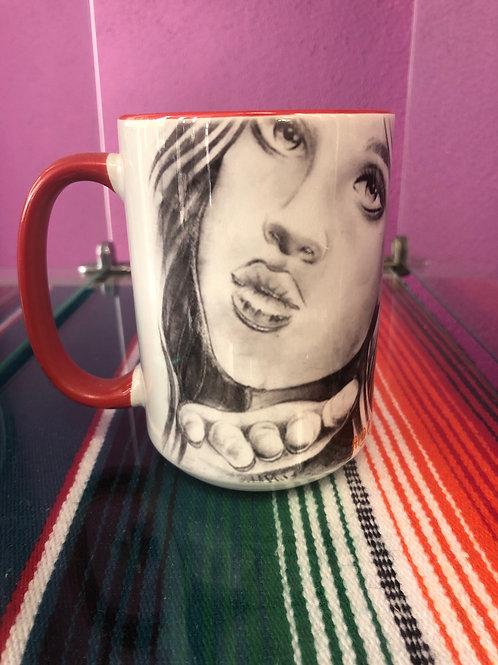 Amor mío Mug