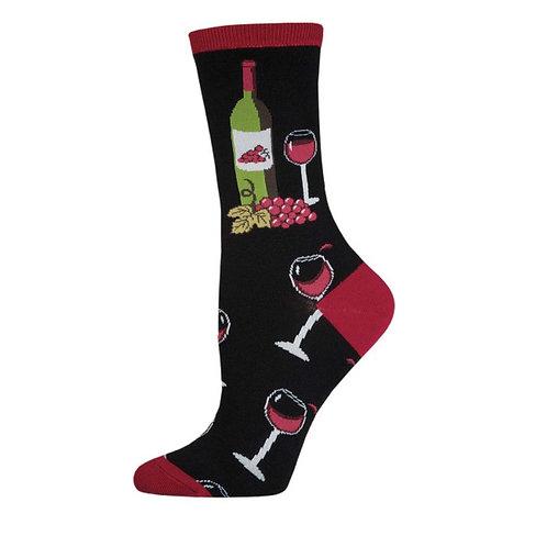 Wine and dine socks
