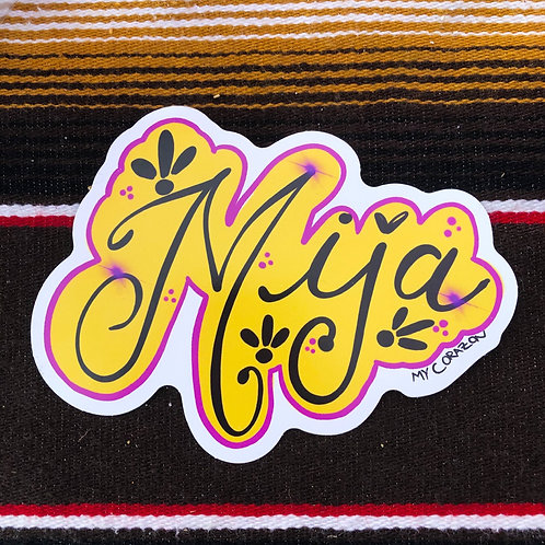 Mija sticker