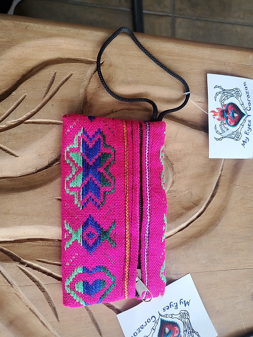 Sarape Coin Purse