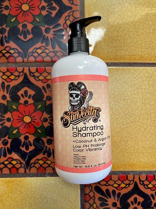 Suavecita shampoo