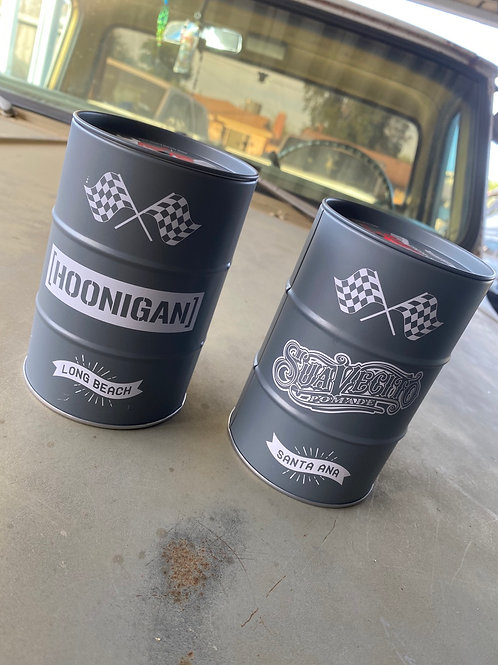 Suavecito X Hoonigan barrel set