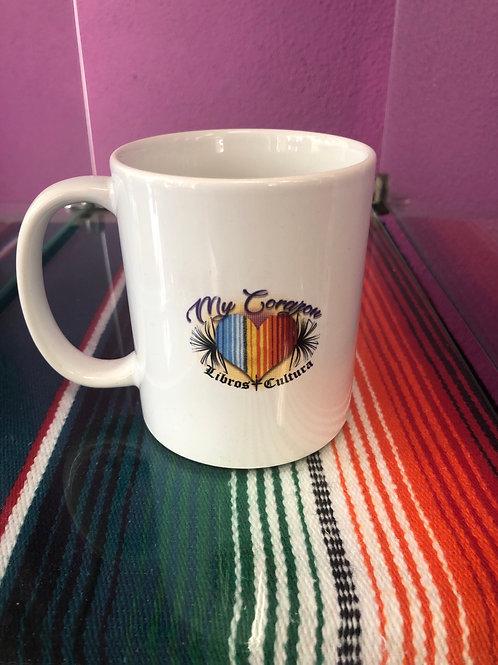 My Corazon- Libros Y Cultura mug