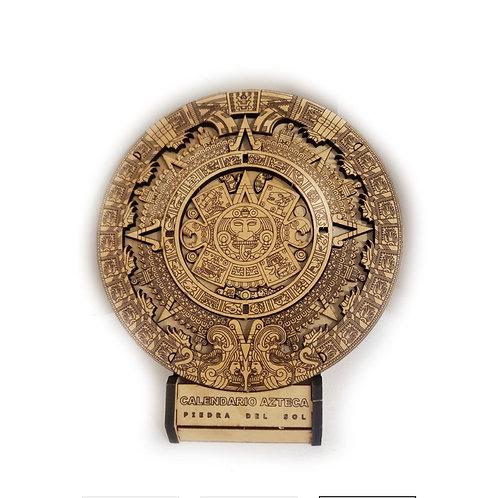 Aztec Calendar Puzzle