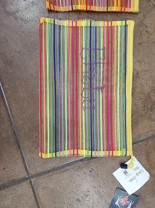 Mesh Large Marker Bag
