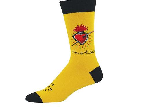 Corazon de Frida socks