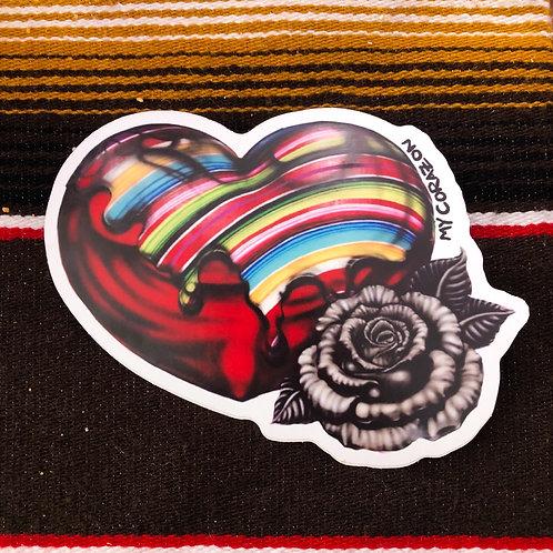 SeraCorazon sticker