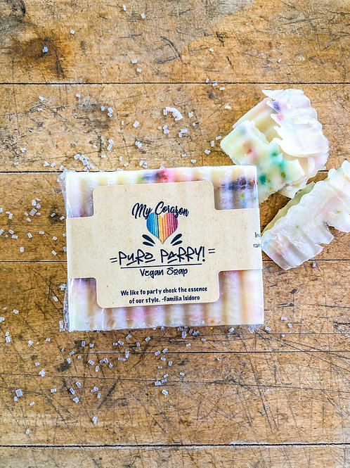 Puro Parry vegan soap