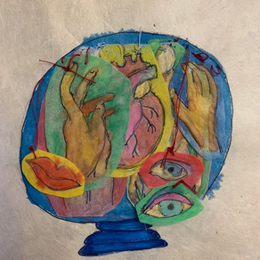 Collage Globes
