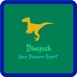Dinojosh Logo