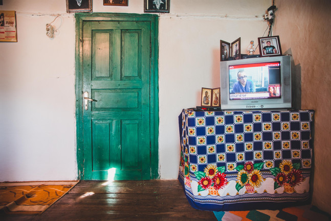Documentary projectm inside an Albanian home - From Rust To Roadtrip