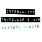 free wild camping map europe