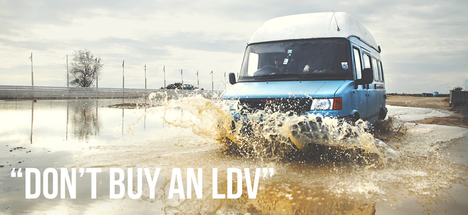 Don't buy an LDV- the pros and cons of buying an LDV Convoy- should I buy an LDV Convoy?