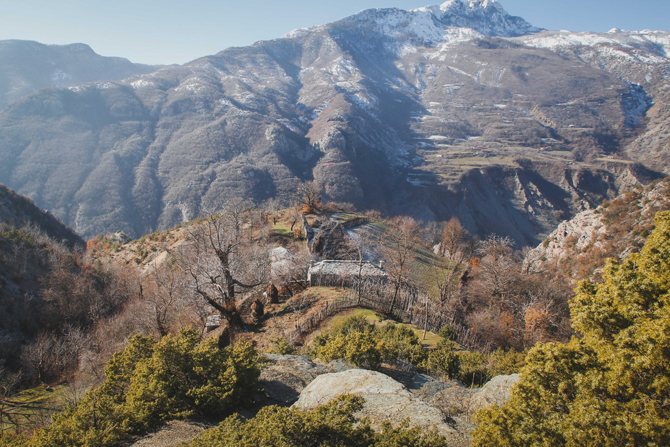 Documentary project- a house in the Accursed Mountains, Albania  - From Rust To Roadtrip