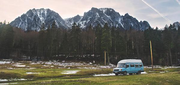 Wild Camping Romania, Bucegi Nationa Park, Brasov, Bears