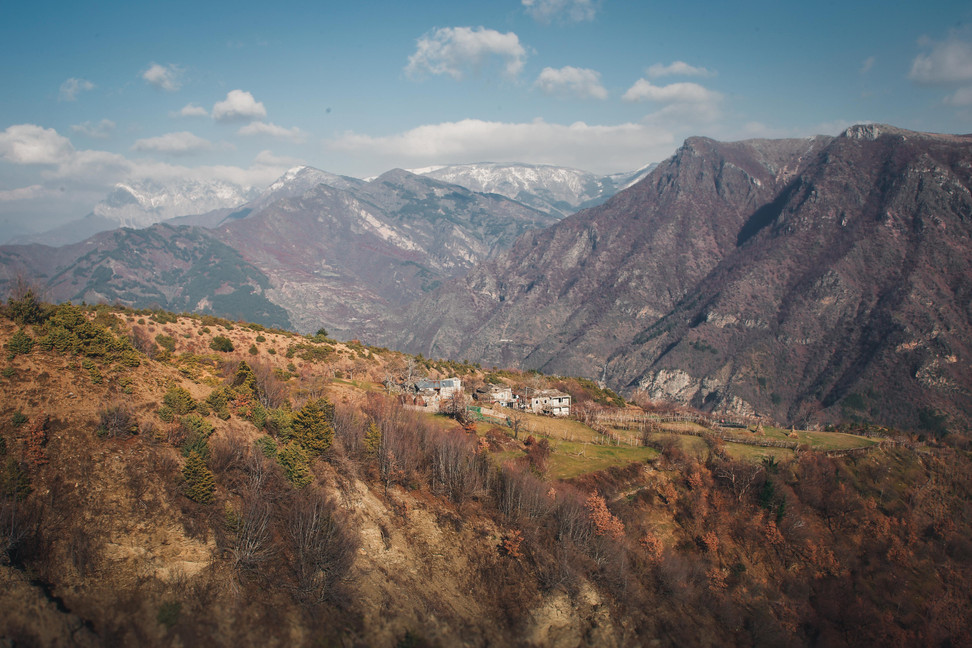 Documentary project, a typical house in the Albanian Alps  - From Rust To Roadtrip