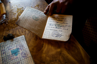 Documentary project, documents from an Albanian soldier in communist times - From Rust To Roadtrip