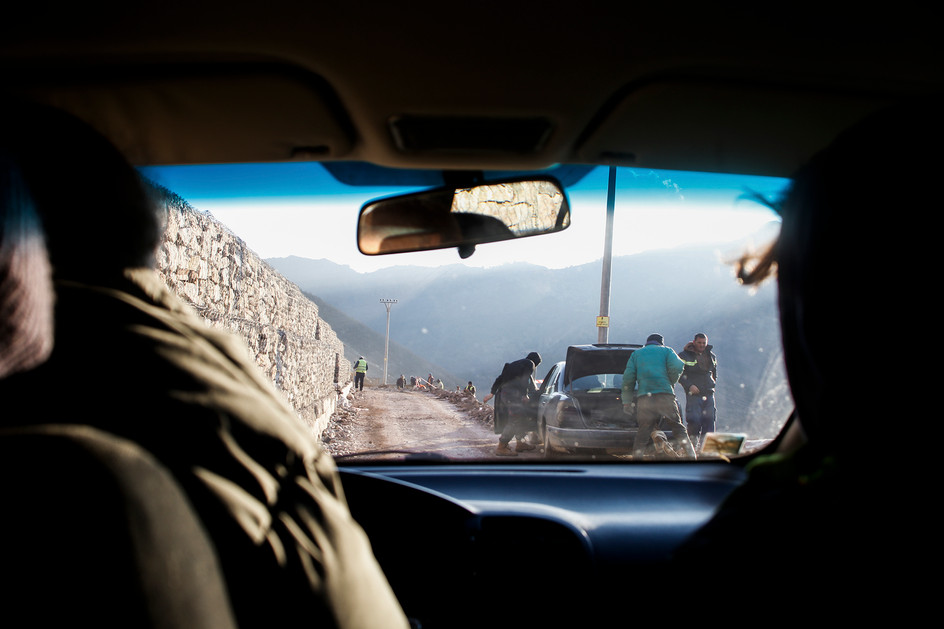 Documentary project, hitchhiking in the Accursed Mountains - From Rust To Roadtrip