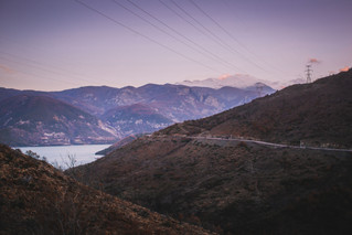 Sunrise in the Albanian Alps mountains  - From Rust To Roadtrip