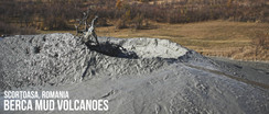 Berca Mud Volcanoes
