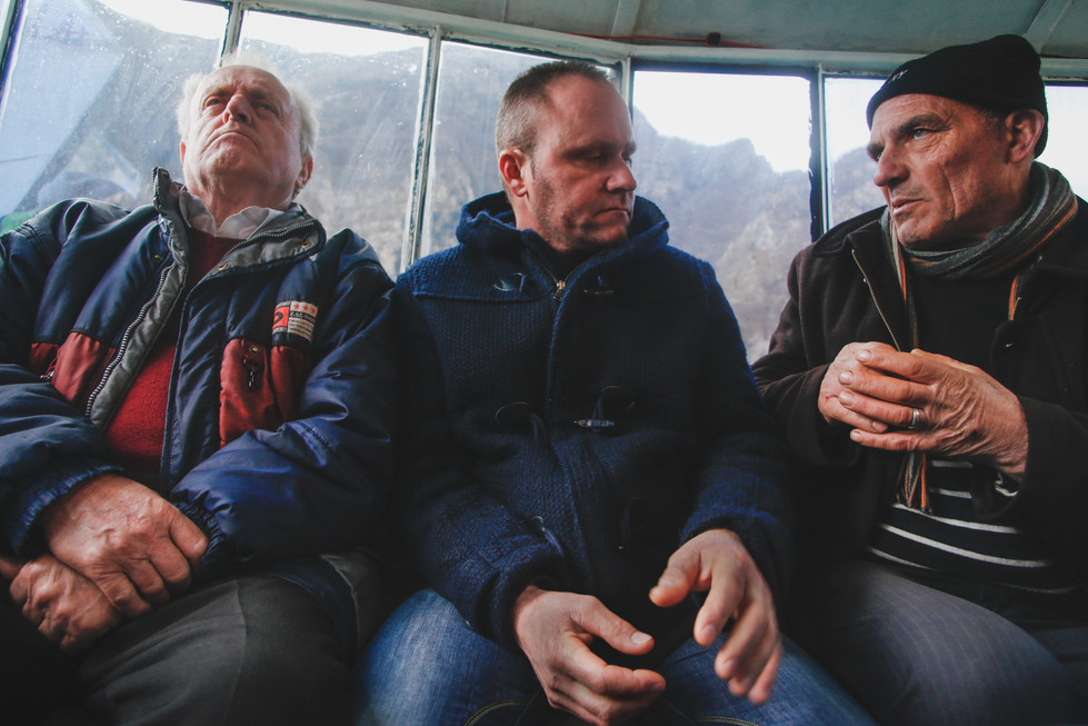 Documentary project, residents of the Albanian Alps, most remote areas of Europe - From Rust To Roadtrip
