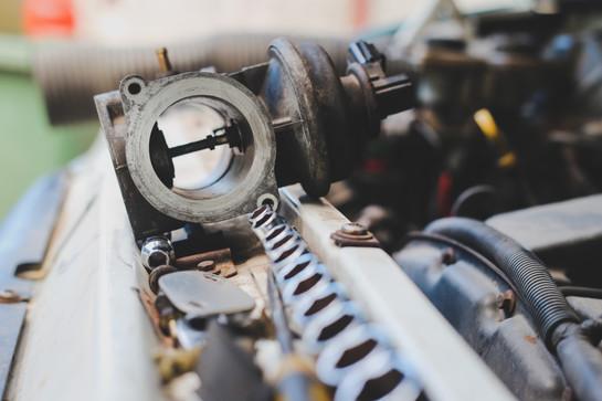 LDV Convoy EGR valve change.jpg