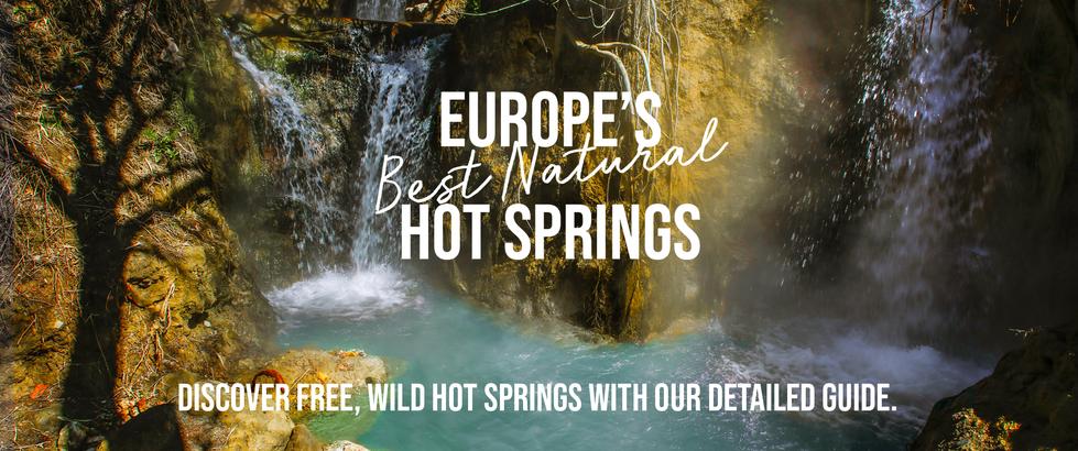 Europe hot spring thermal bath free